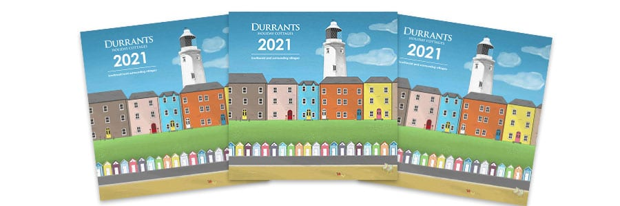 Durrants Holiday Cottages brochure 2021